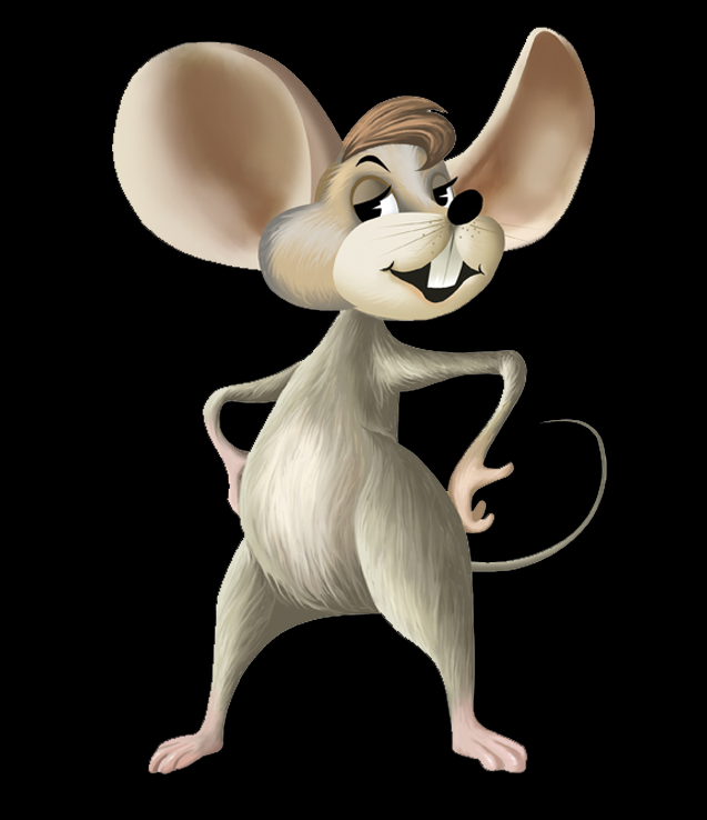 Character Mouse