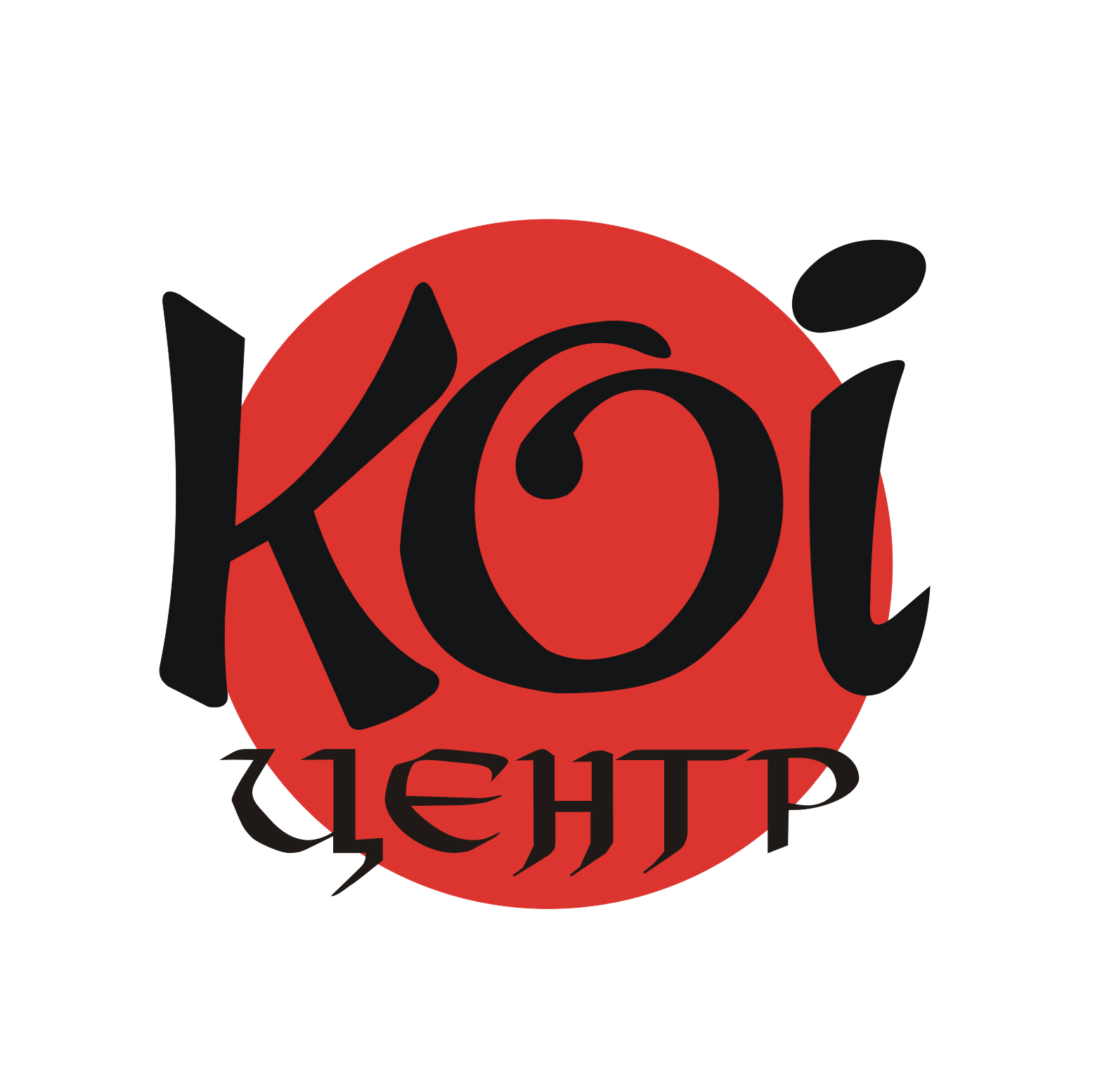 "Logo ""KOI Center"""