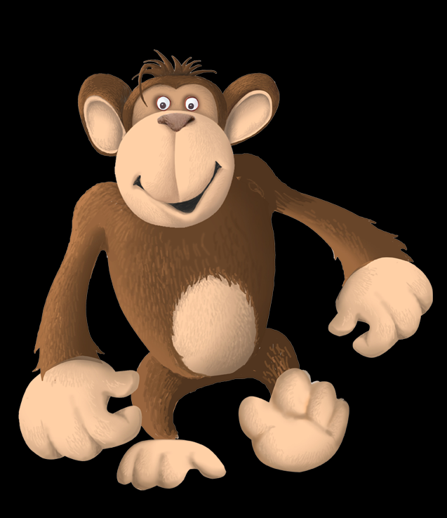 Character son Monkey